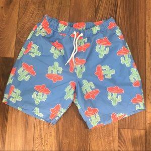 ASOS fiesta cactus swimwear!